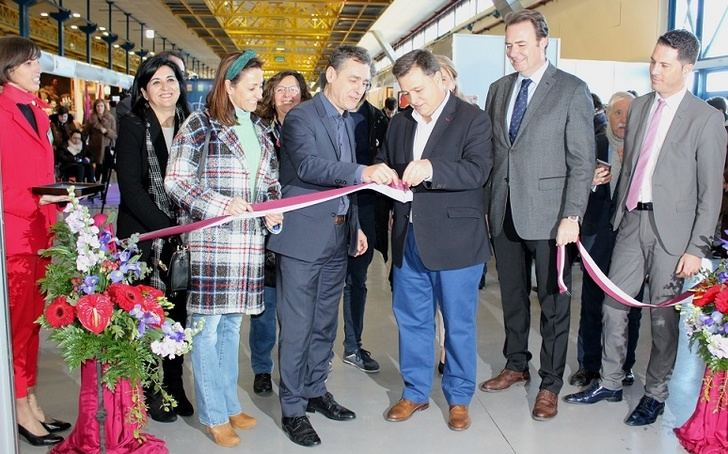La Feria 'Antigua' de Albacete abrió las puertas de su XIX edición y con 36 expositores