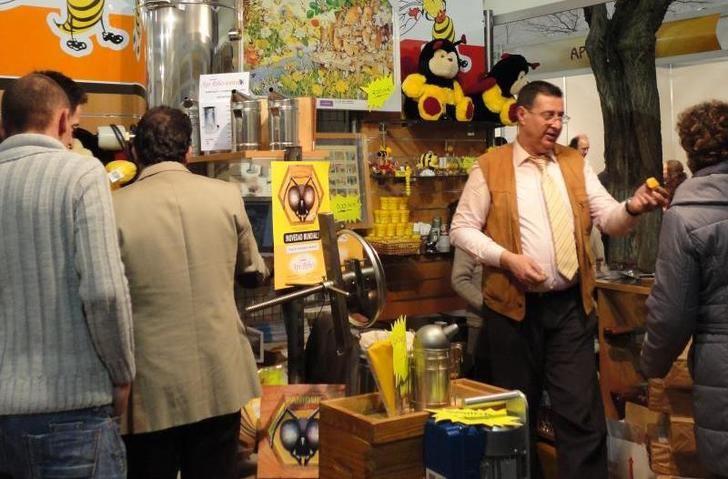La XXXIX Feria Apícola Internacional de Pastrana promoverá consumo de miel de 5 a 8 de marzo