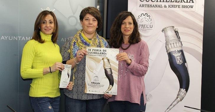 Albacete acoge este fin de semana la IX Feria de la Cuchillería