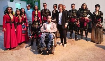 """La XXX Muestra Internacional de Folclore """"Ciudad de Albacete"""" sirve para respetar las tradiciones"""