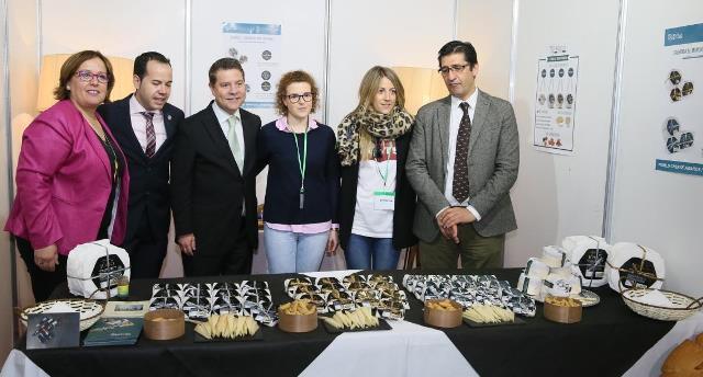 Herencia dedica su Feria de los 'Sabores del Quijote' al queso