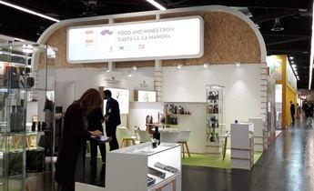 14 empresas agroalimentarias de Castilla-La Mancha han presentado sus productos en la feria alemana Biofach