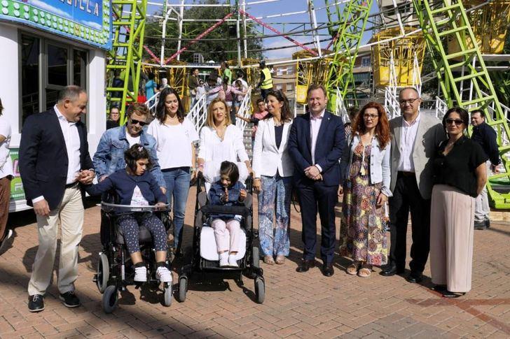 Día del Niño en la Feria de Albacete, que en 2020 será más inclusiva