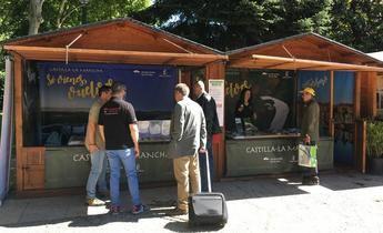 Castilla-La Mancha participa por primera vez en MADbird Fair, feria de turismo de naturaleza y ecoturismo