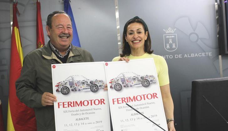 Ferimotor reúne desde el próximo jueves a 17 expositores y 30 marcas en Albacete