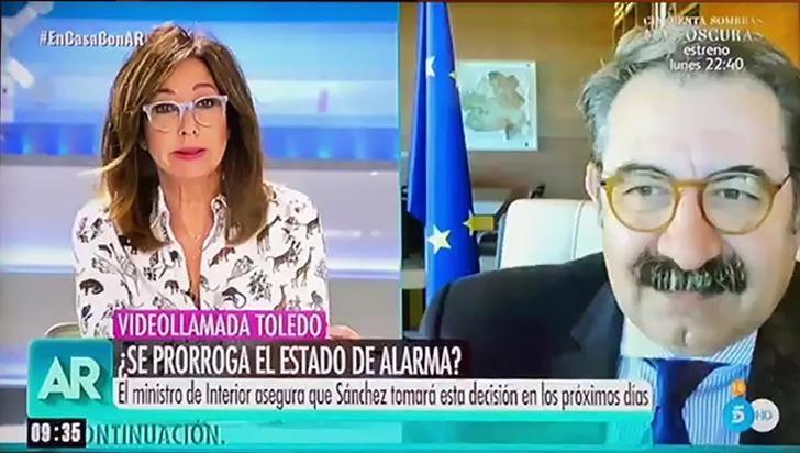 Castilla-La Mancha ha realizado 1.300 test rápidos a personal sanitario y mayores