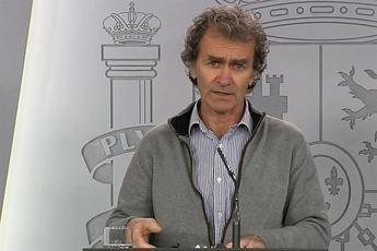 Fernando Simón confirma su positivo en coronavirus pero está 'muy bien'