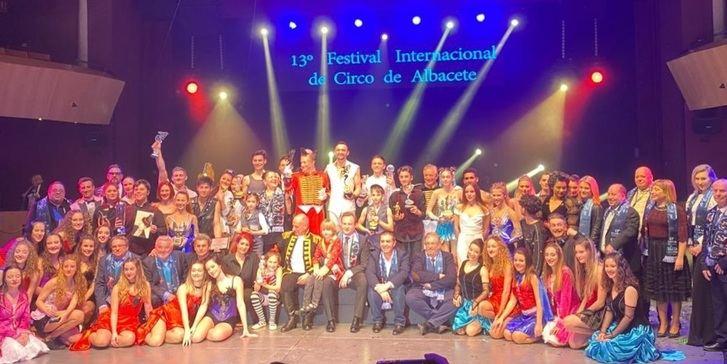 Más de 900 escolares participarán en el XIII Festival Internacional de Circo de Albacete