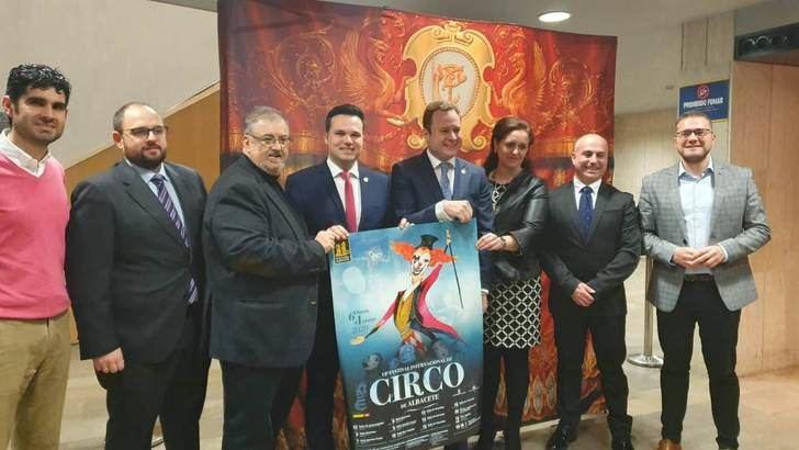 El XIII Festival Internacional de Circo de Albacete, que contará con Rolling Cyrcus, espera llegar a 15.000 personas
