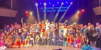 La Junta de Castilla-La Mancha se compromete a retomar colaboración con Festival de Circo de Albacete