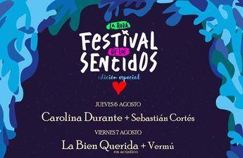 El Festival de Los Sentidos La Roda (Albacete) arranca este jueves con Sebastián Cortés y Carolina Durante