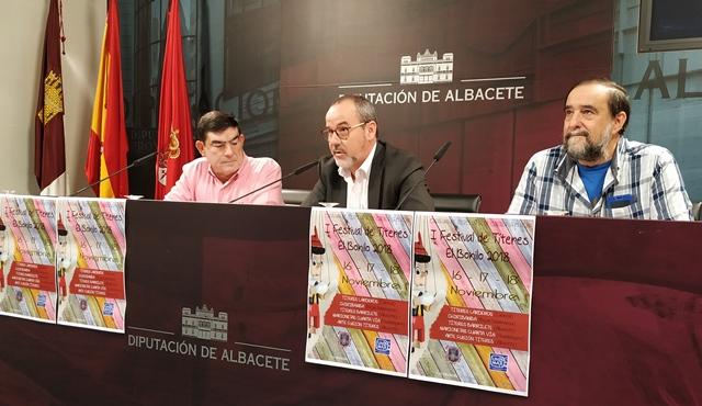 El Bonillo se prepara para su I Festival de Títeres, el próximo fin de semana