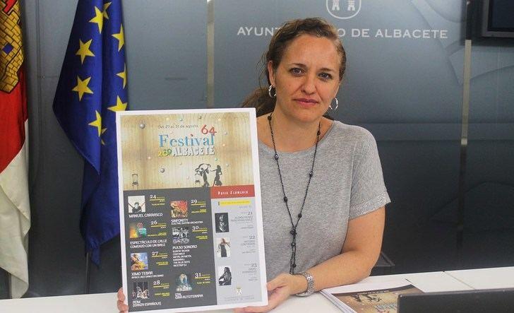 Comienza la venta de entradas para la edición de este año del Festival de Albacete