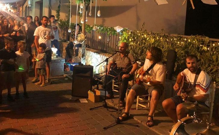 El festival 'Música en los Rincones' de Molinicos ha llegado a su tercera edición