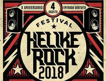 El X Helike Rock se celebra este sábado en Elche de la Sierra con la presencia de grupos emergentes del panorama nacional