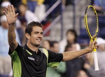 Guillermo García-López se impuso a Pablo Andújar en el Mutua Madrid Open