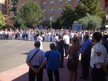Los sindicatos rechazan la propuesta de servicios mínimos para la jornada de huelga del día 23 en los hospitales de Toledo