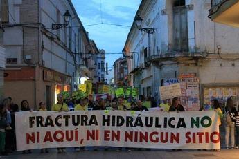 El PSOE pide la prohibición del 'fracking' en todo el territorio nacional