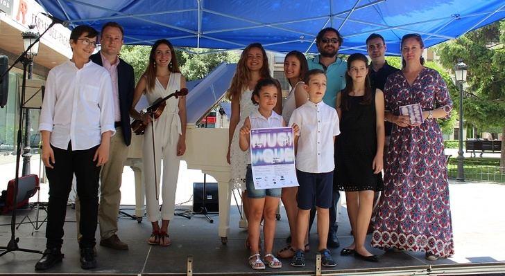 Diferentes rincones de la ciudad de Albacete se convierten en sede de la 'Fiesta de la Música'