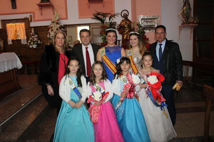 La pedanía albaceteña de El Salobral celebra sus fiestas de San Marcos