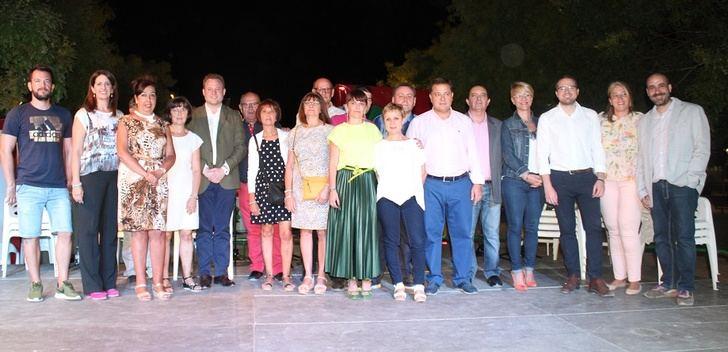 El barrio albaceteño de Cañicas-Imaginalia está celebrando las fiestas