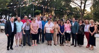 El barrio de San Pedro Mortero de Albacete ha iniciado sus fiestas