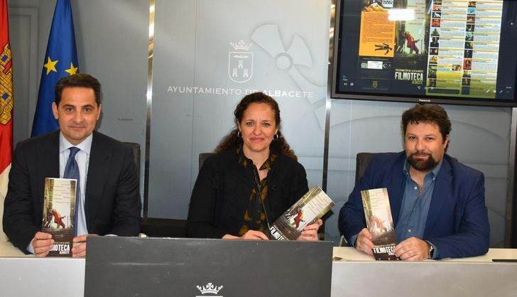 Mujer y cine jurídico protagonizan la programación de la Filmoteca de Albacete en marzo