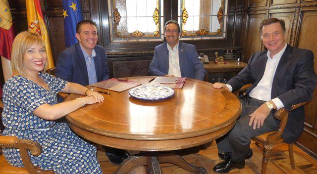 Firmado el acuerdo para que el Circuito de Albacete acoga el Campeonato de España, el próximo fin de semana