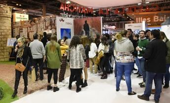 100.000 visitantes han pasado por el stand de Castilla-La Mancha en FITUR hasta el sábado