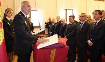 Florentino Marín toma posesión como nuevo Comisario Jefe de la Policía Nacional de Albacete