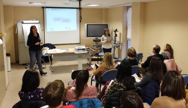 Profesionales de atención primaria del SESCAM aumentan su formación para combatir la violencia de género