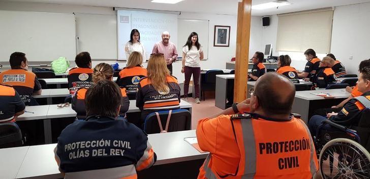 Un total de 1.750 alumnos formados en los cursos de la Escuela de Protección Ciudadana en el primer semestre de 2019