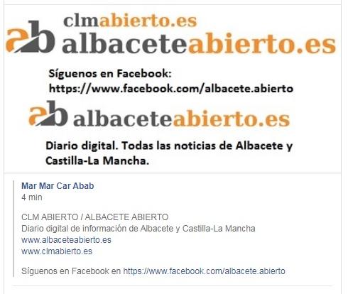 CLM Abierto Albacete Abierto, diario digital de Albacete