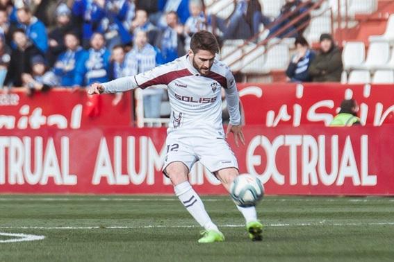 Cinco partidos consecutivos sin ganar del Albacete le deja a tres puntos de puestos de descenso