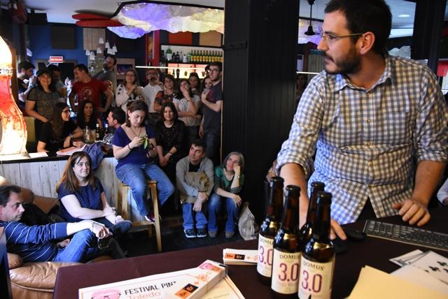 En ocho bares de Albacete, Ciudad Real y Cuenca acogen 'Pint of Science' del 14 al 16 de mayo