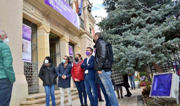 La Diputación de Albacete convoca el 'VI Certamen de Fotografía de Sensibilización contra Violencia de Género'