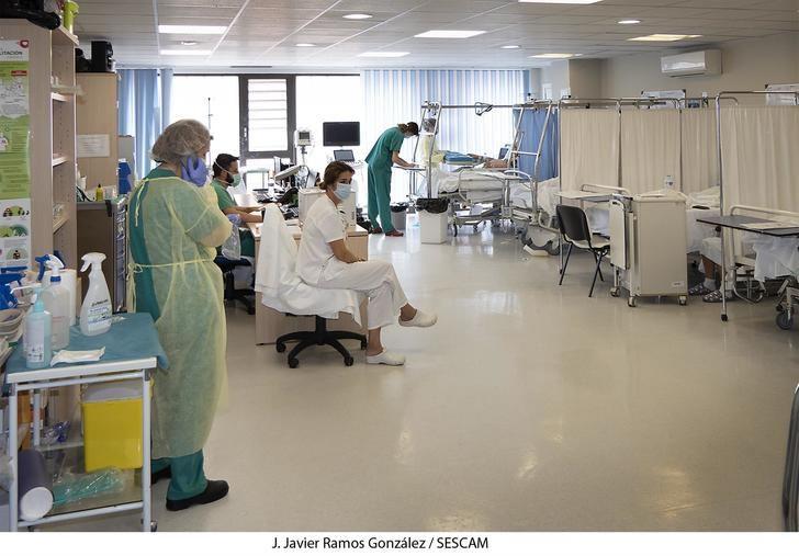 Castilla-La Mancha confirma 43 nuevos casos con PCR y 18 fallecidos en las últimas 24 horas