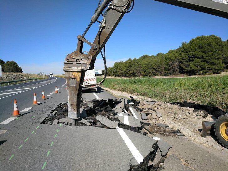 Castilla-La Mancha destina 17 millones de euros para reactivar las obras en carreteras