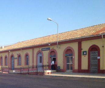 Continúan los trabajos de reparación en el tramo ferroviario Hellín (Albacete)-Alguazas (Murcia)