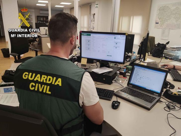 Investigado un hombre en Guadalajara por simular el robo de maquinaria industrial para cobrar 450.000 euros