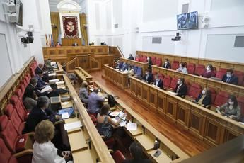 Diputados de Cortes CLM no podrán votar telemáticamente en debates generales ni voto secreto