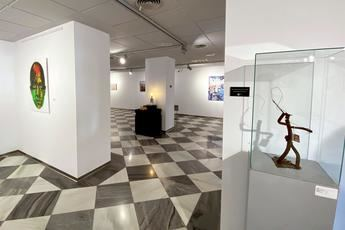 El Museo de Cuenca acoge la exposición de la Asociación de Parkinson hasta el 13 de octubre