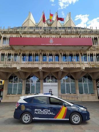Dos policías fuera de servicio impiden un robo con violencia en un establecimiento de Ciudad Real