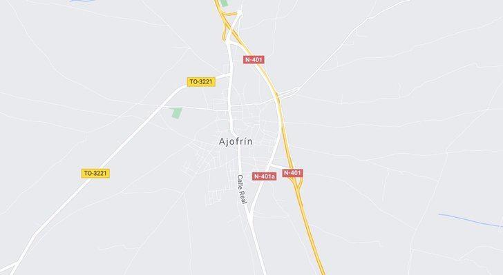 Muere un joven de 20 años y tres personas resultan heridas en una colisión entre cuatro turismos en Ajofrín (Toledo)