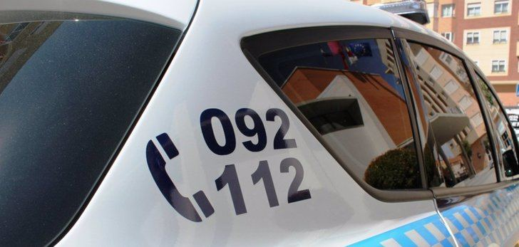 Detenido un hombre en Albacete por cuadruplicar la tasa de alcohol y chocar con un vehículo estacionado