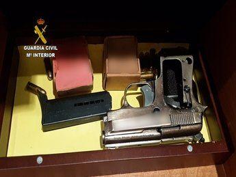 Cinco detenidos en Santa Olalla (Toledo) por falsificar documentos para obtener préstamos hipotecarios