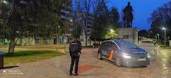 Detenido un hombre en Ciudad Real tras huir cuando intentó robar a un policía jubilado