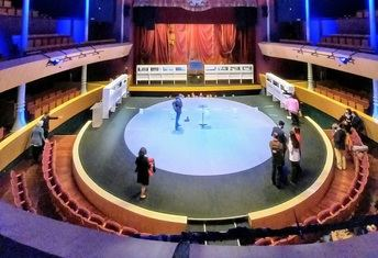 El Teatro Circo de Albacete sube el telón un año después con jornada de puertas abiertas