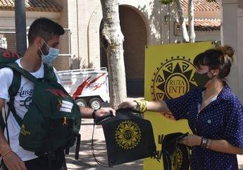 La nueva expedición de la 'Ruta INTI' parte este domingo desde Albacete en dirección a la Sierra del Segura