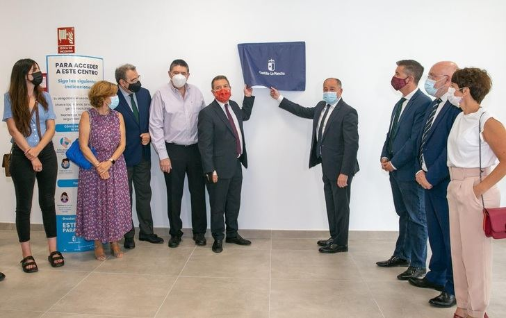 El nuevo centro de especialidades de Albacete entra en funcionamiento con 44 consultas y 5.600 metros cuadrados